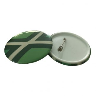 59mm button met speld