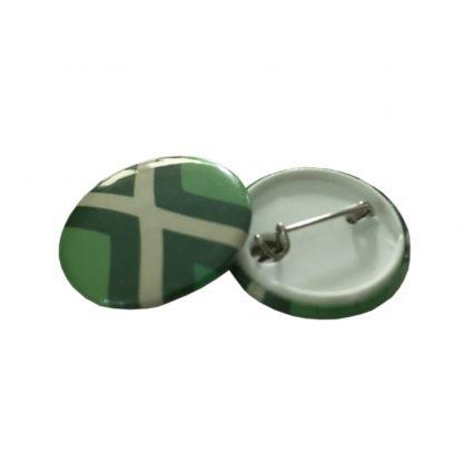 Achterhoekse vlag button 25 mm