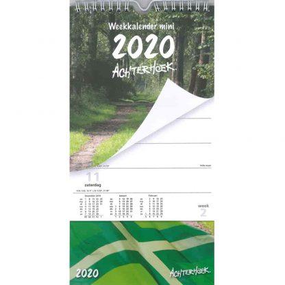 Achterhoekse kalender - mini