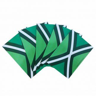 Grote stickers Achterhoekse vlag