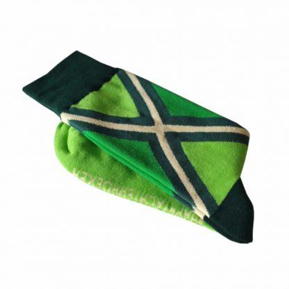 Achterhoekse vlag sokken