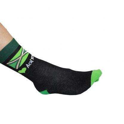 zwarte I ♥ Achterhoek sokken