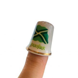 Achterhoeks vingerhoedje